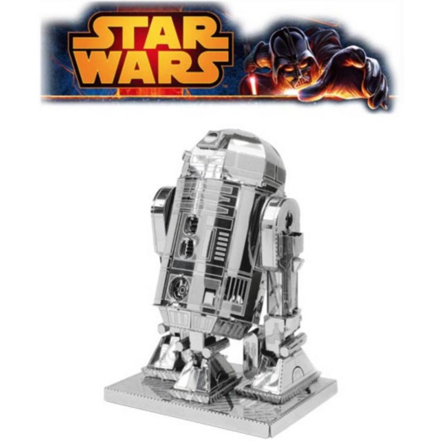 R2-D2 - 3D puzzel-1