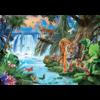Clementoni Tijger familie - puzzel 1500 stukjes