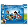 Ravensburger L'équipe de Paw Patrol  - puzzle de 100 pièces