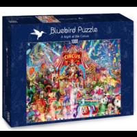 thumb-Une nuit au cirque - puzzle de 1000 pièces-2