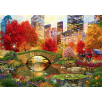 thumb-Central Park in New York - puzzle of 4000 pieces-1