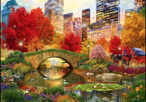 Central Park à New York - 4000 pièces