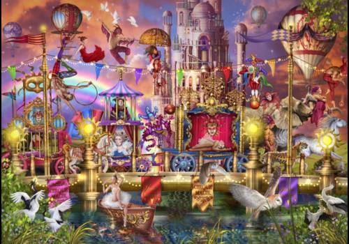 Magische Circus Parade - 6000 stukjes