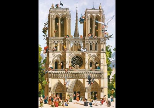 Vive Notre Dame! - 1000 pieces
