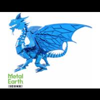 thumb-Blue Dragon - Iconx 3D puzzel-1