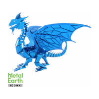 thumb-Blue Dragon - Iconx 3D puzzle-1
