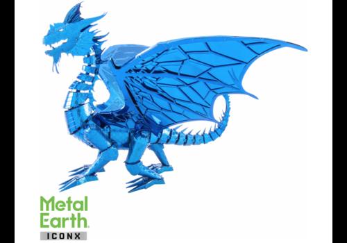 Blue Dragon - Iconx 3D puzzle