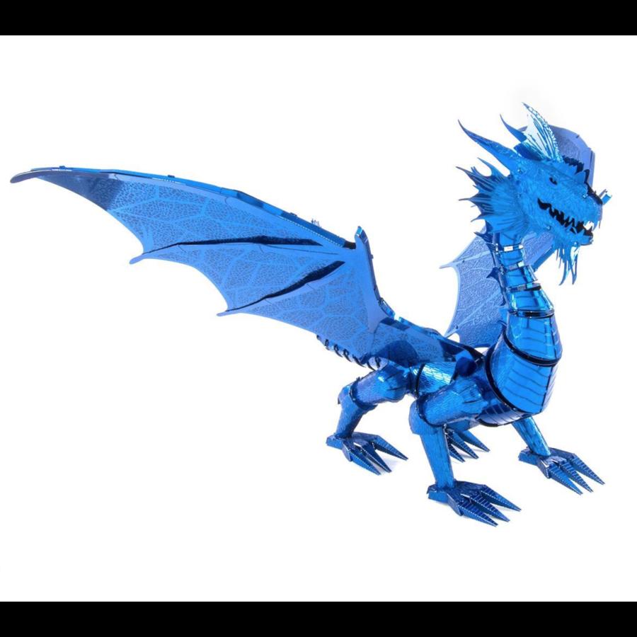 Blue Dragon - Iconx 3D puzzle-3