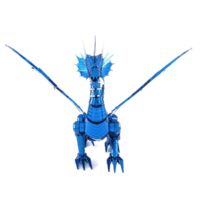 thumb-Blue Dragon - Iconx 3D puzzel-4