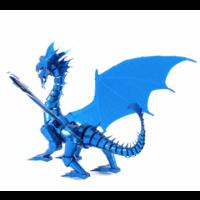 thumb-Blue Dragon - Iconx 3D puzzel-5