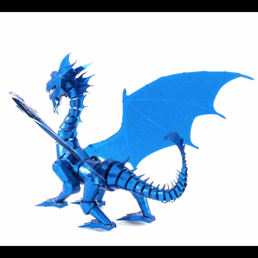 Blue Dragon - Iconx 3D puzzle-5