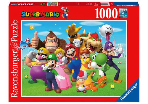 Super Mario - 1000 stukjes