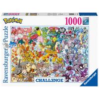 thumb-Pokemon - Challenge - puzzel van  1000 stukjes-2