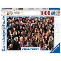 thumb-Harry Potter - Challenge -  puzzle of 1000 pieces-2