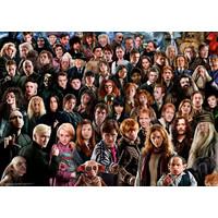 thumb-Harry Potter - Challenge -  puzzle de 1000 pièces-1