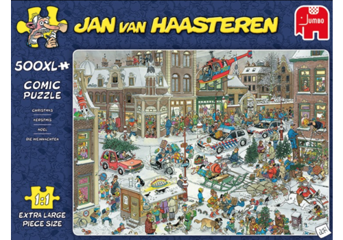 Christmas - JvH - 500 XL pieces
