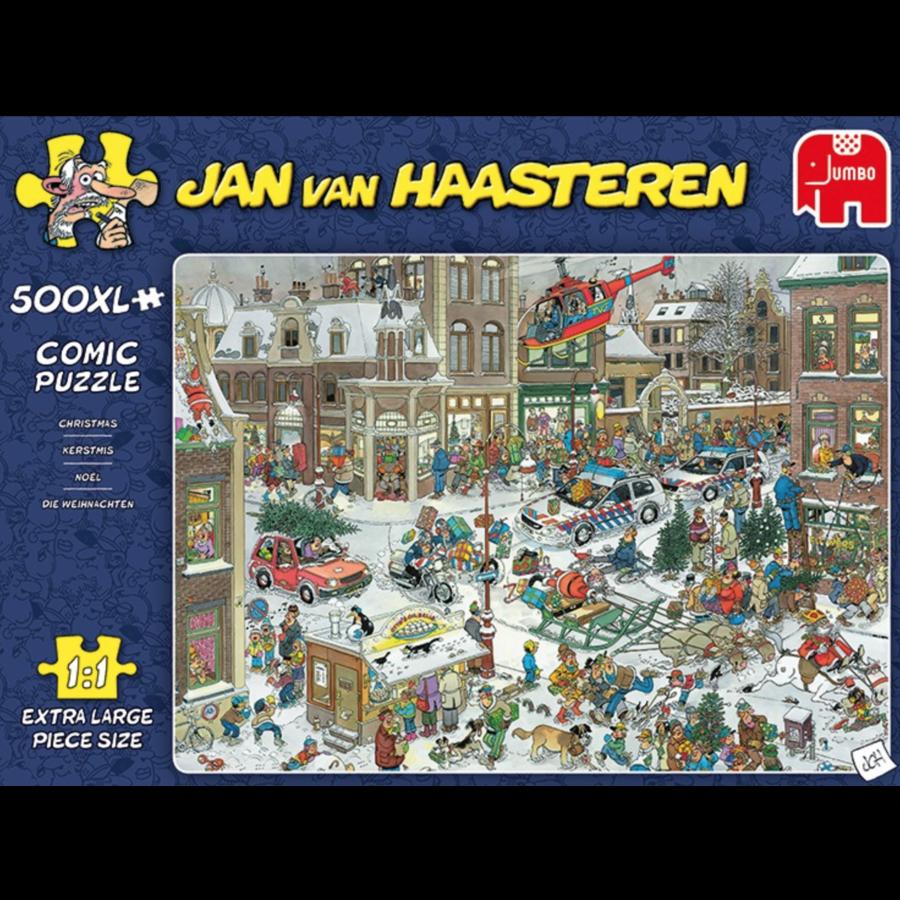 Kerstmis - JvH - 500 XL stukjes-1
