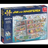 Cruise Ship   - JvH - 1000 stukjes