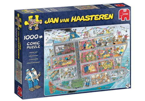 Cruise Ship  - JvH - 1000 pieces