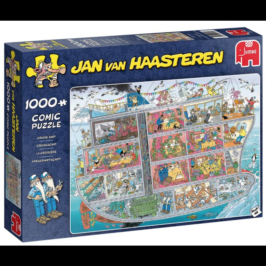 Cruise Ship   - JvH - 1000 stukjes-1