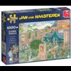 Jumbo De Kunstmarkt   - JvH - 1000 stukjes