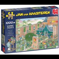 De Kunstmarkt   - JvH - 1000 stukjes