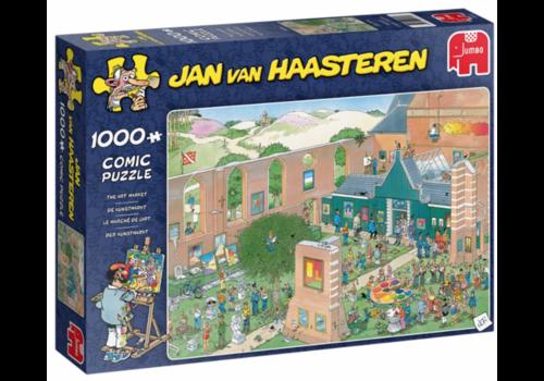 Le marché de l'art  - JvH - 1000 pièces