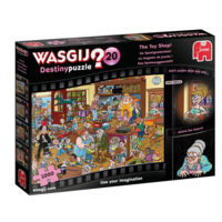 Wasgij Destiny 20 - The Toy Shop -  1000 pieces