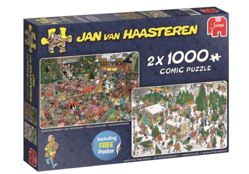 Christmas Gifts - JvH - 2x 1000 pieces