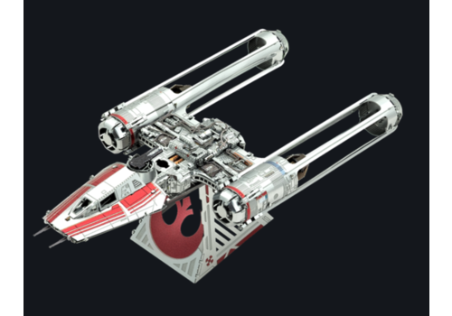 Metal Earth Star Wars - ZORII'S Y-WING Fighter - puzzle 3D