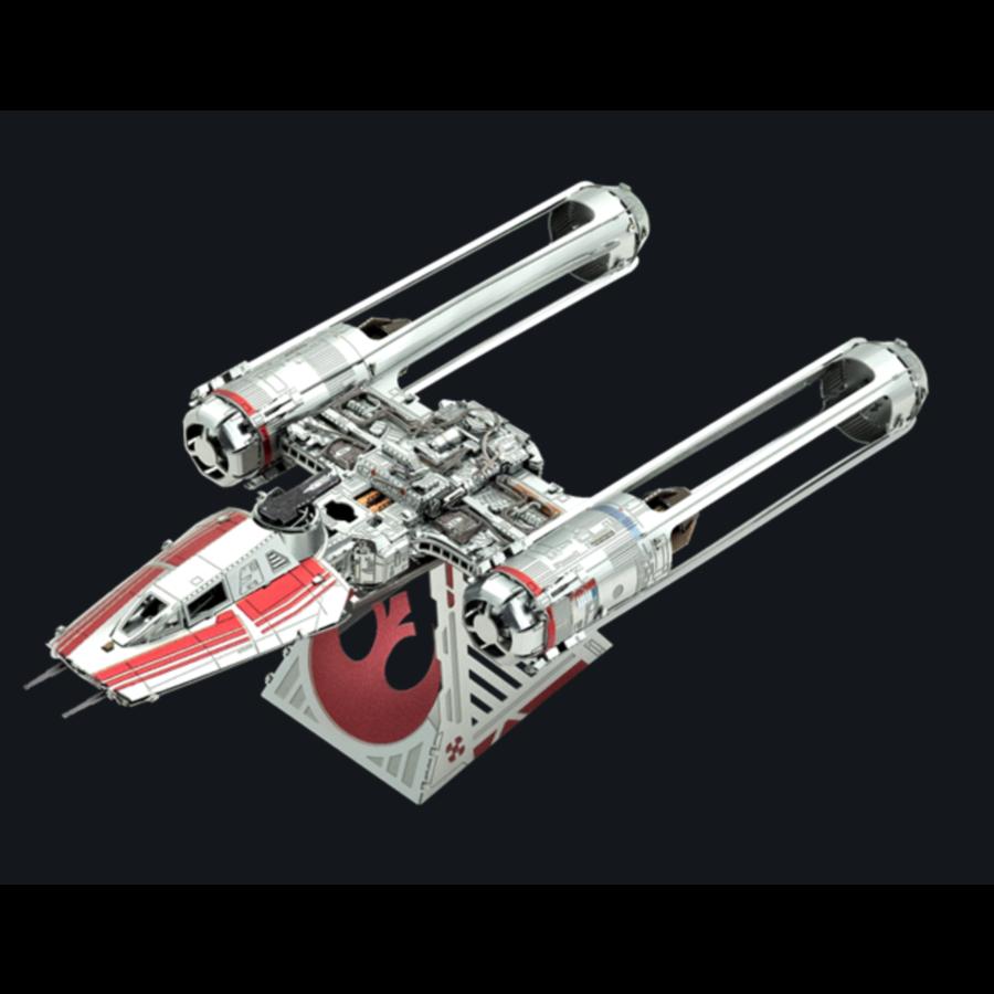 Star Wars - ZORII'S Y-WING Fighter - 3D puzzel-1