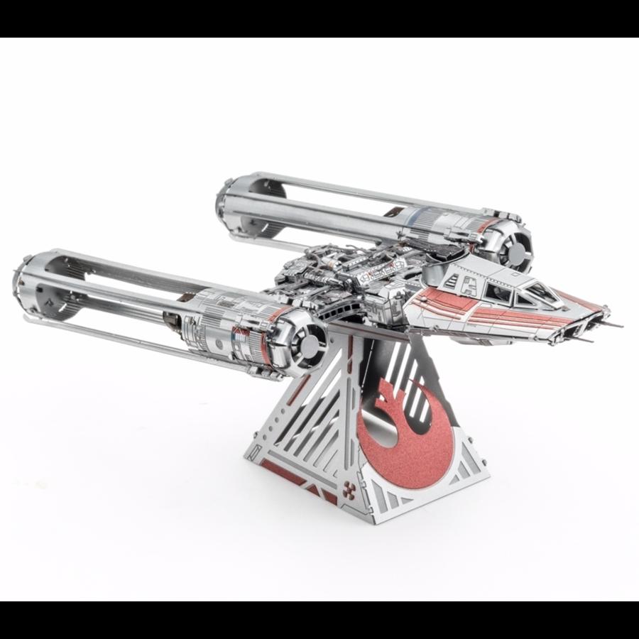 Star Wars - ZORII'S Y-WING Fighter - 3D puzzel-2