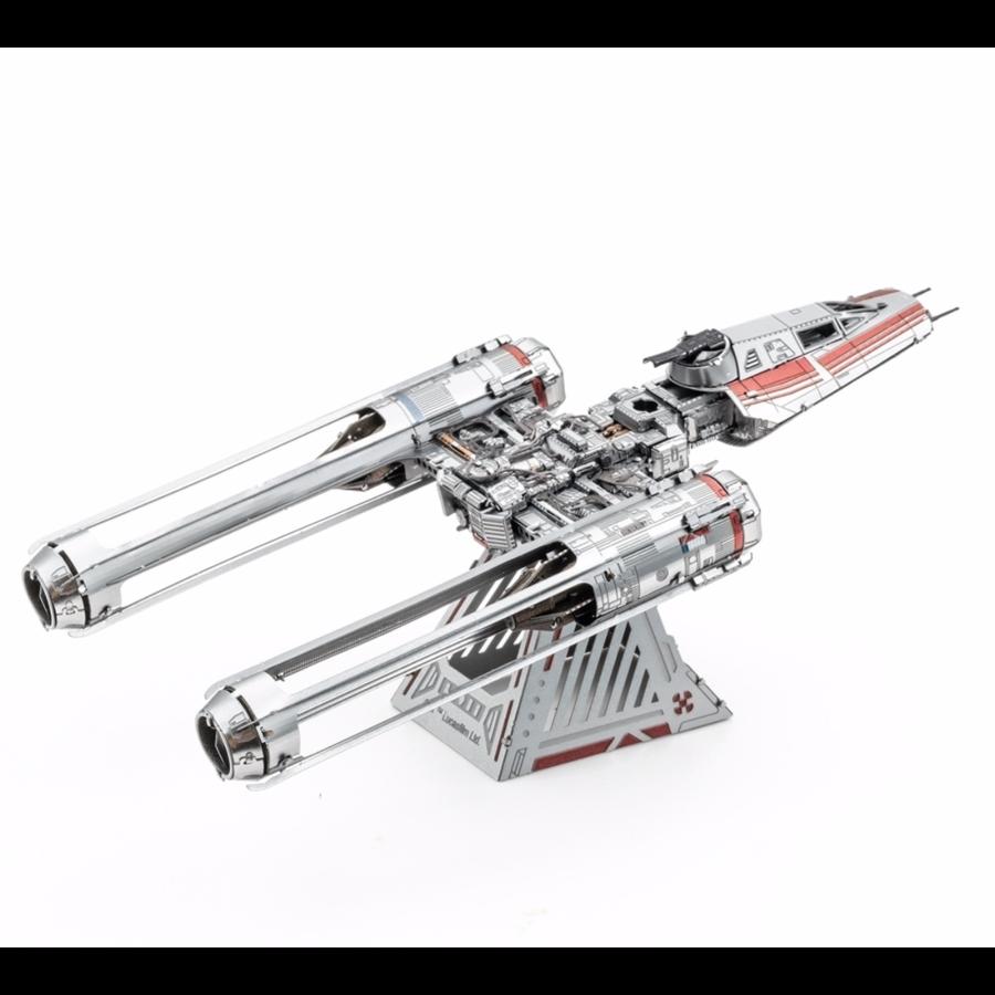 Star Wars - ZORII'S Y-WING Fighter - 3D puzzel-3