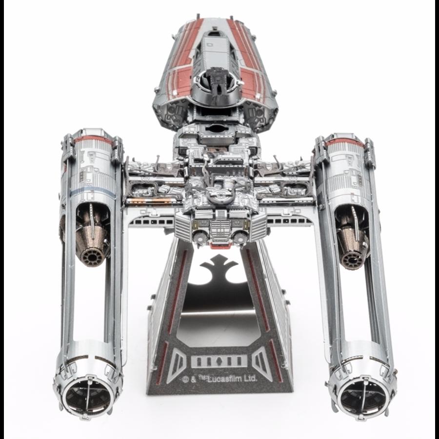Star Wars - ZORII'S Y-WING Fighter - 3D puzzel-4