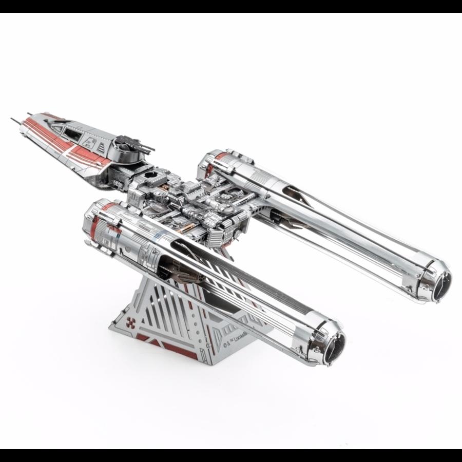 Star Wars - ZORII'S Y-WING Fighter - 3D puzzel-5