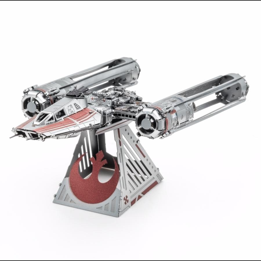 Star Wars - ZORII'S Y-WING Fighter - 3D puzzel-6