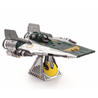 thumb-Star Wars - Resistance A-Wing Fighter - 3D puzzel-2