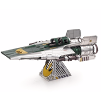 thumb-Star Wars - Resistance A-Wing Fighter - 3D puzzel-5