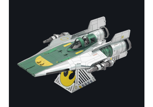 Metal Earth Star Wars - Resistance A-Wing Fighter - puzzle 3D