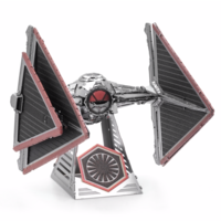 thumb-Star Wars - Sith Tie Fighter - 3D puzzle-2