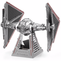 thumb-Star Wars - Sith Tie Fighter - 3D puzzle-4