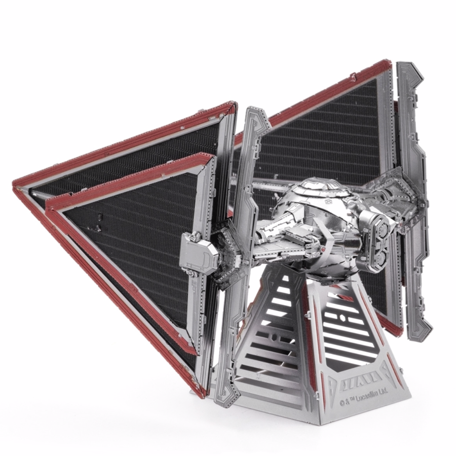 Star Wars - Sith Tie Fighter - 3D puzzel-5