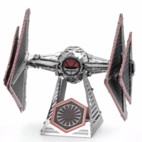 thumb-Star Wars - Sith Tie Fighter - 3D puzzel-6