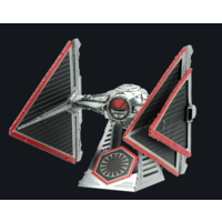 thumb-Star Wars - Sith Tie Fighter - 3D puzzle-1