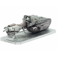 thumb-Star Wars - First Order Treadspeeder - 3D puzzle-3