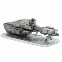 thumb-Star Wars - First Order Treadspeeder - 3D puzzle-4