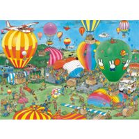 thumb-PRE-ORDER - Hooray Miffy 65 years - JvH - 1000 pieces-2