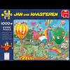 Jumbo PRE-ORDER - Hooray Miffy 65 years - JvH - 1000 pieces