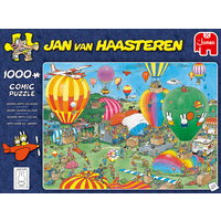 thumb-PRE-ORDER - Hooray Miffy 65 years - JvH - 1000 pieces-1
