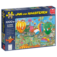 thumb-PRE-ORDER - Hooray Miffy 65 years - JvH - 1000 pieces-3